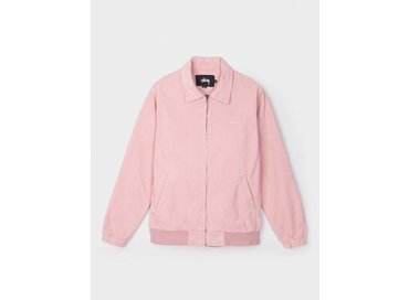Stussy Bleached Out Cord Jacket Pink 115343