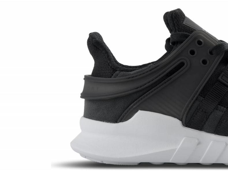 EQT Support ADV Black Black White CP9557