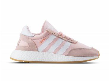 Adidas Iniki Runner W Pink White BY9094