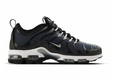 Nike Air Max Plus TN Ultra Black Metallic Silver 898015 001