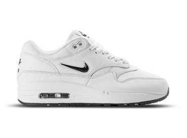 Nike Air Max 1 Jewel White Black 918354 103