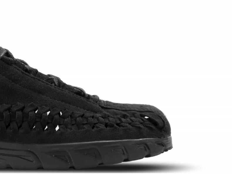 Mayfly Woven Black Black Dark Grey 833802 004