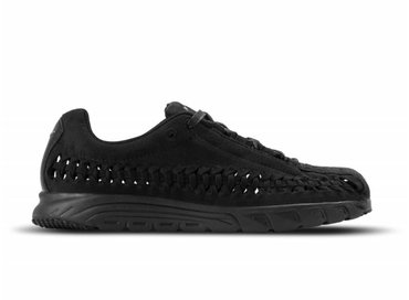 Nike Mayfly Woven Black Black Dark Grey 833802 004