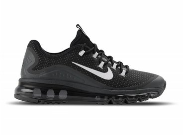 Nike Air Max More Black White Wolf Grey 898013 001