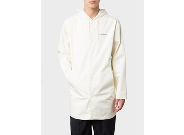 Stussy Summer Long Hooded Coach Off White 115339 1230