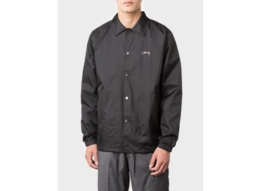 Stussy Summer Coach Jacket Black 115340 0001
