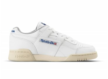Reebok Workout Plus R12 White Royal Grey Sand V61811