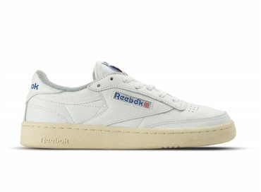 Reebok Club C 85 Vintage M White Royal Tingry CN0313