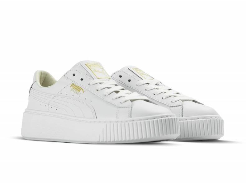 puma white gold