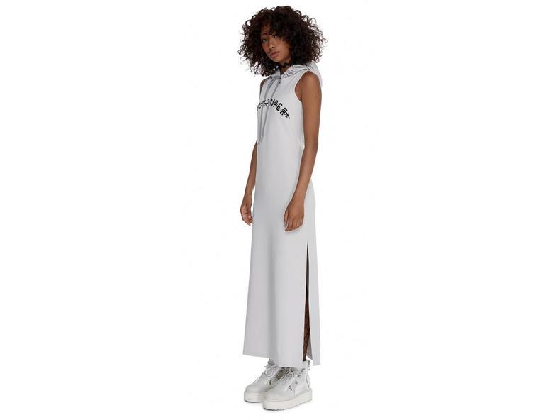 Grey Sophie Hoodie Dress SS17WD5