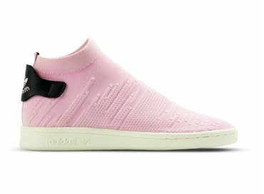 Adidas Stan Smith Sock PK W Wonder Pink Core Black BY9250