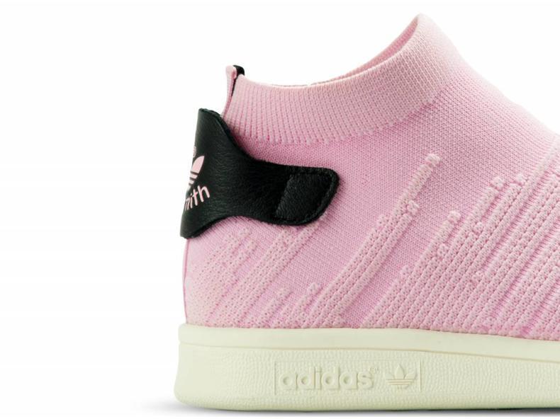 Stan Smith Sock PK W Wonder Pink Core Black BY9250