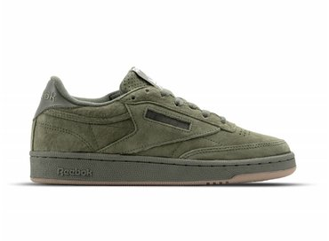 Reebok Club C 85 SG Hunter Green White Gum BS7890
