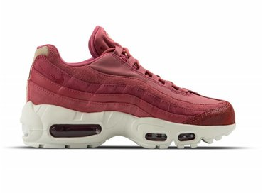 Nike Air Max 95 PRM Light Redwood Light Stardust 807443 801