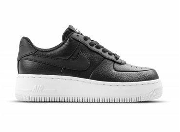 Nike Air Force 1 Upstep W Black White 917588 001