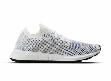 Adidas Swift Run PK White Grey One Black CG4126