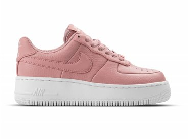 Nike Air Force 1 Upstep Red Stardust Red Stardust 917588 600