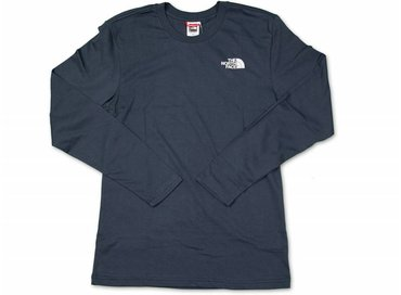 The North Face L/S Easy Tee Urban Navy T92TX1H2G