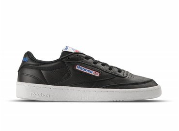 Reebok Club C 85 SO M Black White Vital Blue BS5213