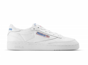 Reebok Club C 85 SO M White Light Solid Grey Blue BS5214