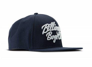 Billionaire Boys Club Script Logo Snapback Navy B17369