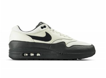 Nike Air Max 1 PRM Sail Dark Obsidian Dark Grey 875844 100