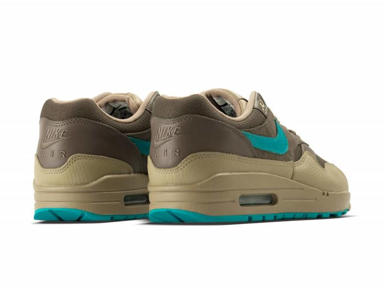 Air Max 1 PRM Ridgerock Turbo Green Khaki 875844 200
