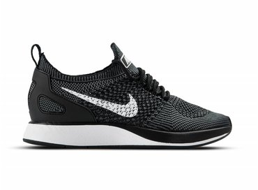 Nike W Air Zoom Mariah FK Racer PRM Black White Dark Grey 917658 002