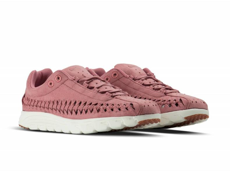 WMNS Mayfly Woven Red Stardust 833802 601