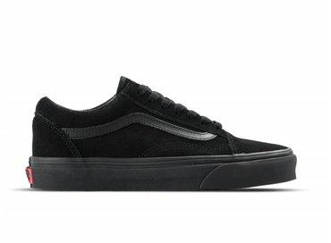 Vans Old Skool Suede Black Black Black VN0A38G1NRI