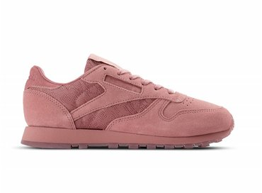 Reebok Classic Leather Lace W Sandy Rose White BS6523
