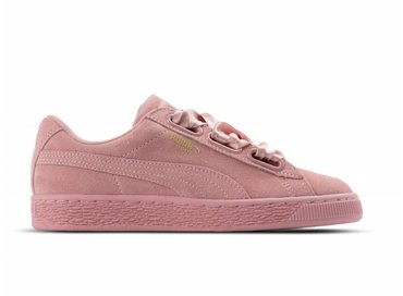 Puma Suede Heart Satin II WN's Cameo Brown Cameo Brown 364084 03