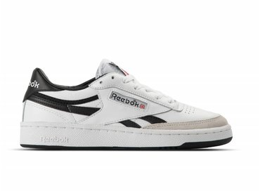 Reebok Revenge Plus TRC M White Black Excellent Red BS6517