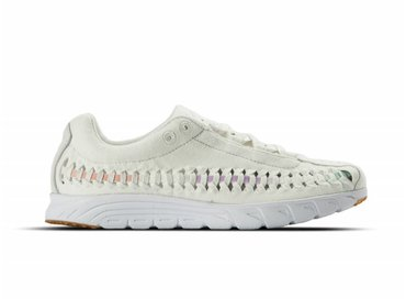 Nike WMNS Mayfly Woven Sail Sail Red Stardust 833802 101