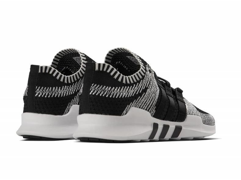 EQT Support ADV Primeknit Black White BY9390