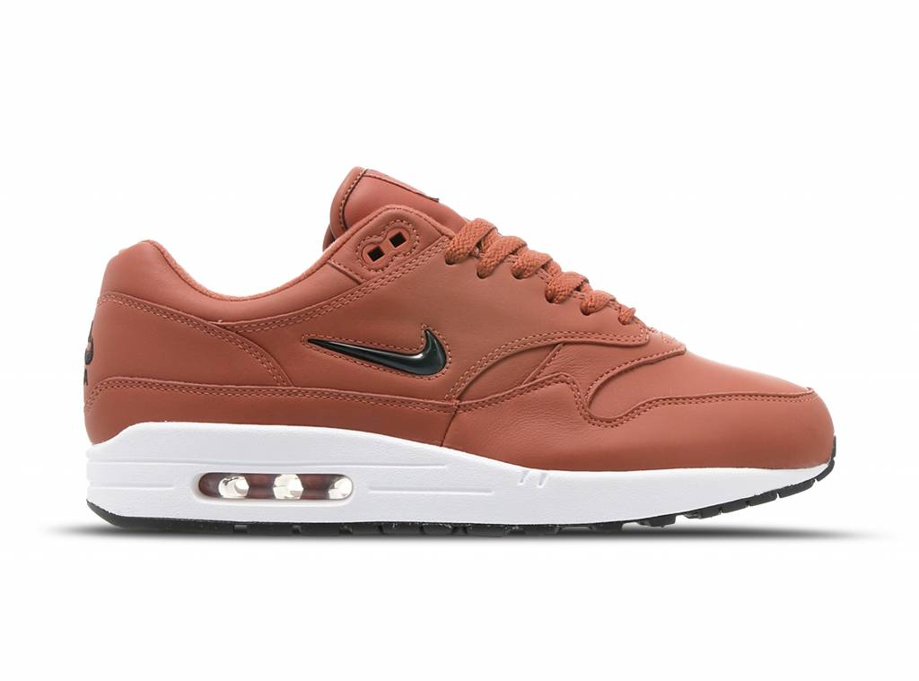 Nike Air Max 1 PRM SC Dusty Peach Black White 918354 200