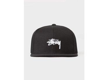 Stussy Stock FA17 Cap Black 131745 0001