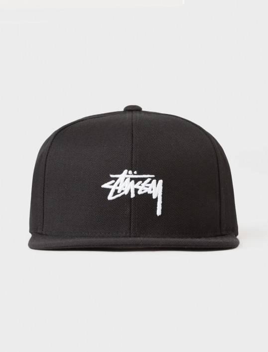 Stock FA17 Cap Black 131745 0001