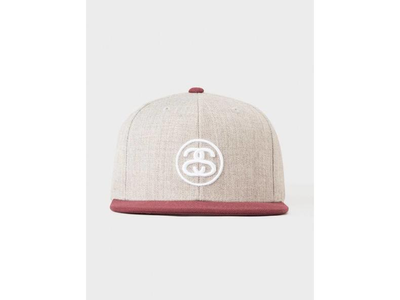 SS-Link FA17 Cap Grey Heather 131744 0009
