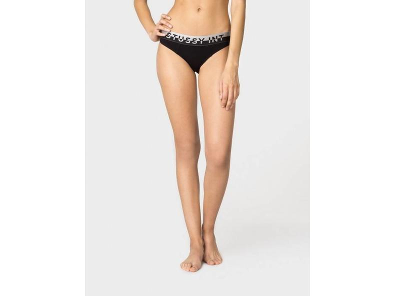 Metallic Band Classic Brief Black 213050 0001