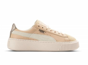 Puma Basket Heart Up WN's Natural Vachetta Natural Vachetta 364934 01
