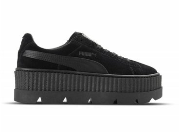 Puma Cleated CreeperSuede WN's Black 366268 04