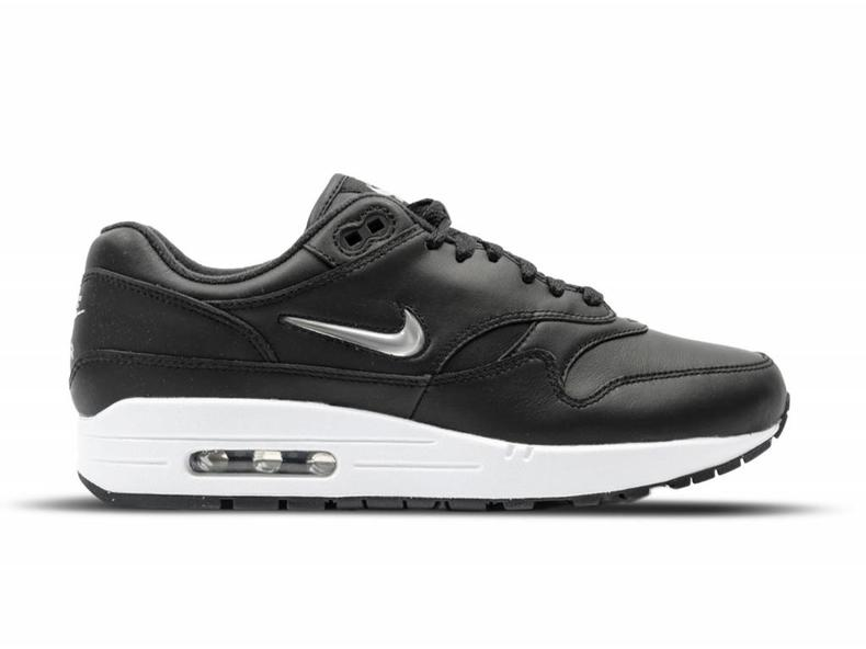 8f995d0689a6f 24 08 2017. Nike Men s Air Max 1 PRM SC. Black Metallic Silver White