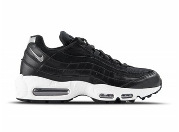 Nike Air Max 95 PRM Black Chrome Black Off White 538416 008