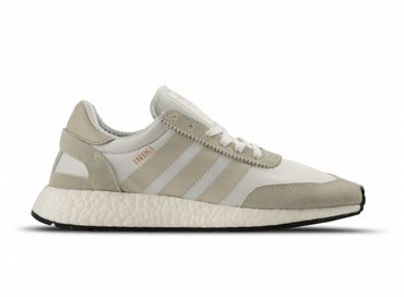 Adidas Iniki Runner White Pearl Grey Black BY9731