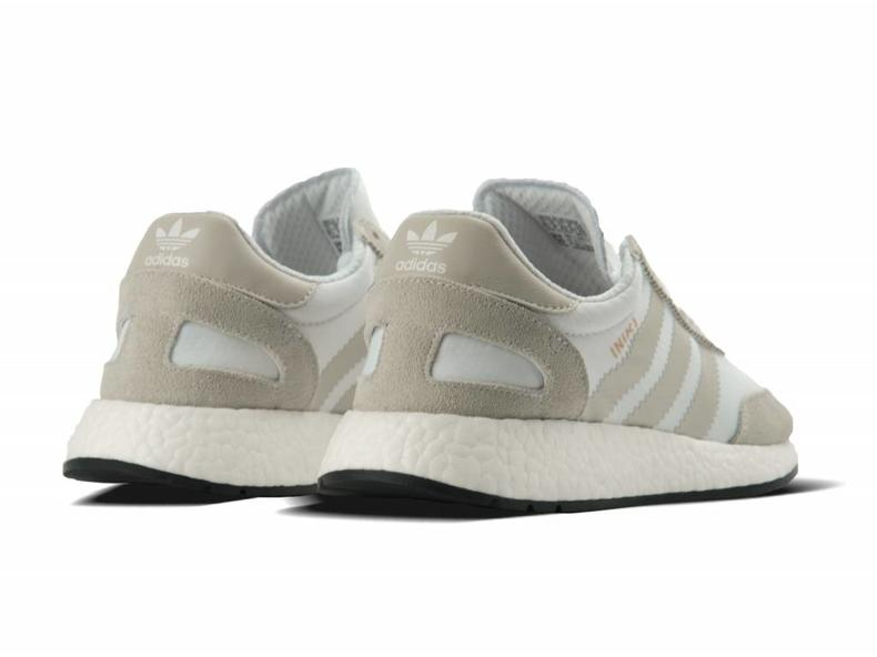 Iniki Runner White Pearl Grey Black BY9731