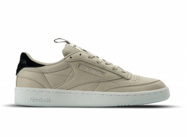 Reebok Club C 85 IT M Sand Stone Black White BS8255