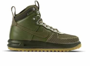 Nike Men's Lunar Force Duckboot Medium Olive/Medium Olive 805899 201