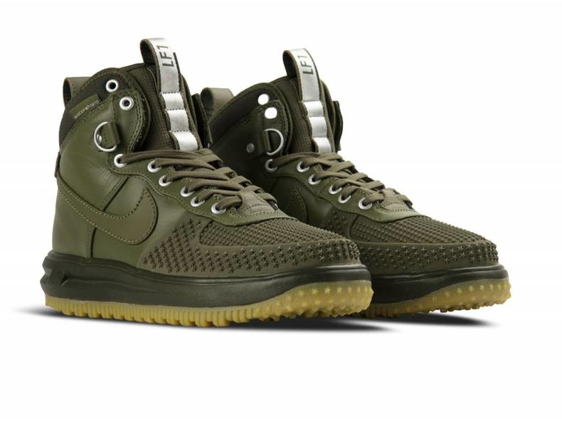 Men's Lunar Force Duckboot Medium Olive/Medium Olive 805899 201