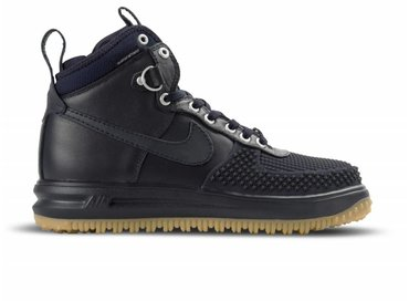 Nike Men's Lunar Force Duckboot Dark Obsidian/Dark Obsidian 805899 400